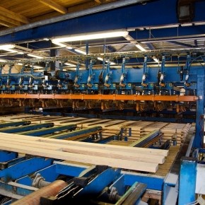 Segezha Group continues the modernization of the Karelian Wood Company, a logging and wood processing enterprise