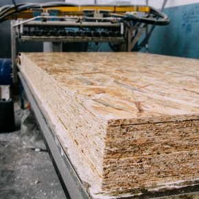Russia substantially increased wood-based panels production in 1H 2021