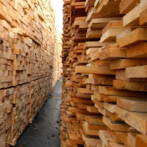Russia reduced its export of sawn timber by 3.9% in January-May 2021
