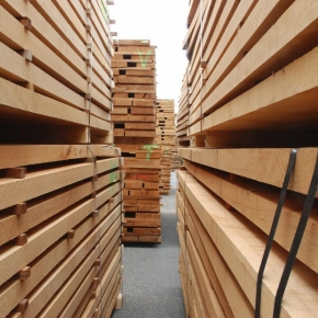 In 1H 2021, Russia reduced its export of sawn timber by 0.3%