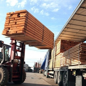 In January-July 2021, Russia reduced its export of sawn timber by 3.1%