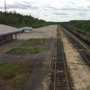 Government of the Russian Federation left two railway border crossing stations for roundwood export