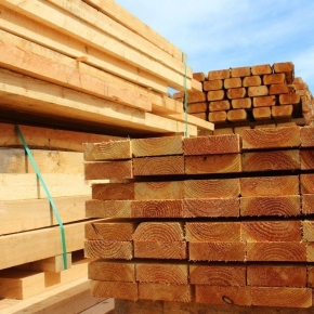 Strong demand continues to push North American lumber prices up