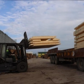 Houses from MHM panels will be built in a Yakutian village that suffered from a forest fire