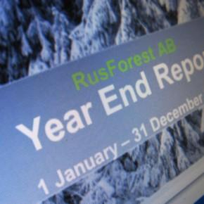 Rusforest в 2011 г. увеличил выручку на 43,6% — до почти 49 млн евро