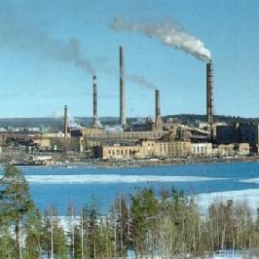 """Чистый убыток """"Кондопоги"""" в 2011 г. увеличился в 1,8 раза до 782 млн руб."""