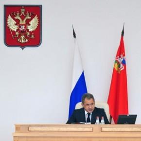 Новый губернатор Подмосковья отметил плохое состояние лесов области