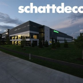 Немецкая Schattdecor строит завод по производству меламиновых пленок для мебели в Тюмени