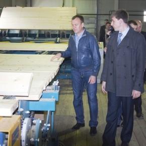 ЛДК «Игирма» выйдет на полную мощность в 2013 г. и освоит безотходное производство