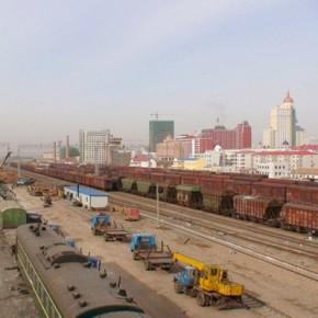 ITTO: Международная лесная биржа в китайском Маньчжоули почти построена