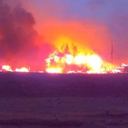 Национальная ассоциация лесопромышленников собирает средства пострадавшим от лесного пожара в Иркутской обл.