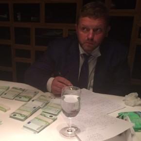 Губернатор Никита Белых арестован за получение взятки от лесопромышленников: подробности