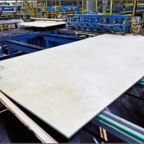 В 1 пол. 2018 г. производство фанеры в России выросло на 2,1%