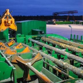 На Вельском ЛПК ведутся работы по модернизации производства