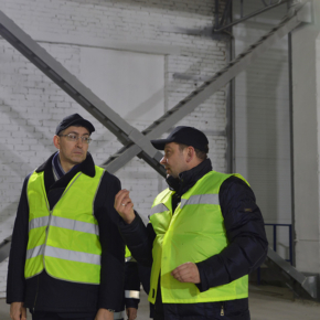 В Харовском районе в январе 2019 года запустят самый большой в регионе пеллетный цех