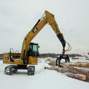 АО «Лесосибирский ЛДК №1» продолжает обновление лесозаготовительной техники
