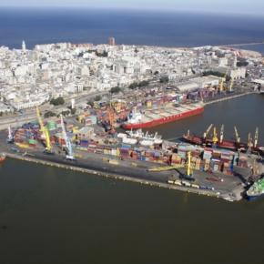 UPM принимает участие в тендере на строительство портового терминала в Уругвае