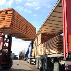 """Департамент лесного комплекса Вологодской области:"""" С начала 2018 года отгружено лесопромышленной продукции на сумму 56,3 млрд руб."""""""