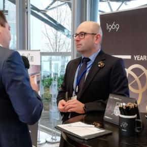 6 тыс.  квадратных метров экспозиции, посвященной роботизации и технологической цифровизации: компания Biesse представляет на Ligna 2019 свое видение Индустрии 4.0