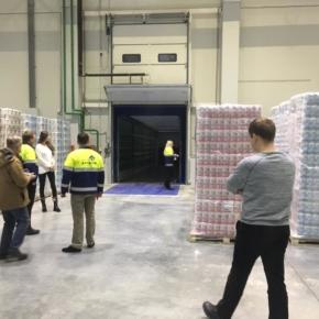 Завод «Архбум Тиссью Групп» отгрузил первую партию продукции СГИ