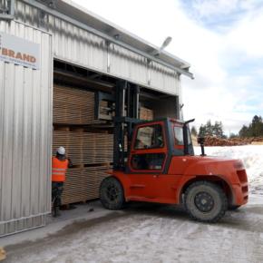 Минпромторг России признал завершенной реализацию инвестиционного проекта САУ лесного хозяйства ВО «Вологдалесхоз»