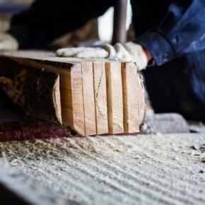В Смоленской области запустили новый лесопильный завод мощностью 200 кубометров пиломатериалов в смену