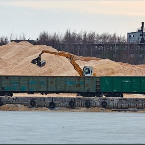 После приобретерения Segezha Group  новых вагонов-щеповозов на Сегежский ЦБК станут доставлять свыше 190 тыс. плотных кубометров щепы в год