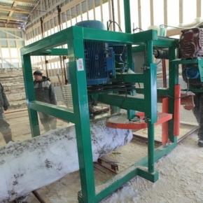 В Башкортостане реализуют инвестпроект по созданию нового деревообрабатывающего цеха