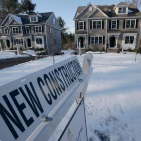 США: в январе 2019г. число закладок новых домов увеличилось на 18,6 %