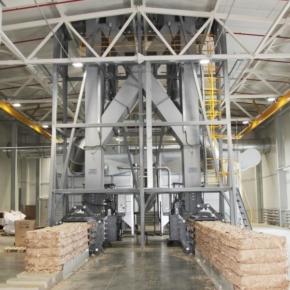 На фабрике по производству гофротары  Набережночелнинского КБК перешли на новую систему удаления отходов