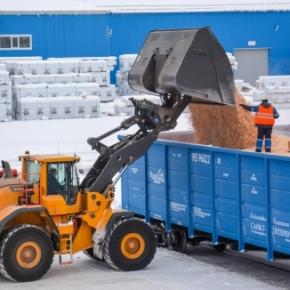 За  1 кв. 2019 г. на трех предприятиях ГК «УЛК» распилили  свыше 640 куб. м. древесины