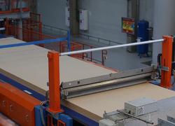 Павловский ДОК отгрузил первые 100 кубометров MDF толщиной 8 мм и 16 мм