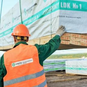 Май 2019 г. стал для АО «Лесосибирский ЛДК №1» рекордным месяцем по выполнению основных производственных показателей за последние три года