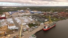 За I полугодие 2019 г. ЗАО «Лесозавод 25» увеличило объем распиловки древесины на 25% до 883 тыс. м³
