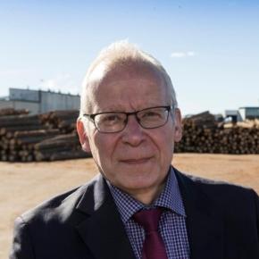 Управляющий директор Finnish Sawmills Association Кай Меривуори: «Все маркеры находятся в красной зоне. Можно ожидать сокращения производства»