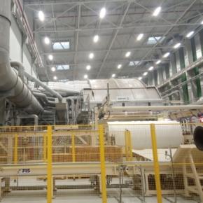 Hayat удвоил производство санитарно-гигиенических изделий в России