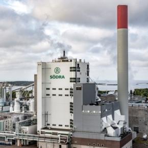 Södra повышает цены на целлюлозу (NBSK) в Европе