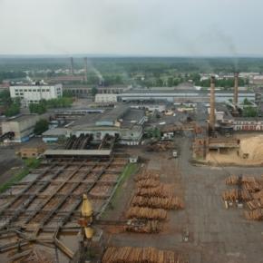 Segezha наращивает производство пеллет