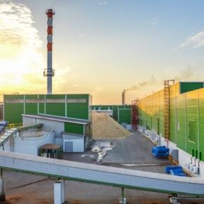 В феврале 2020 г. «Пестовский ЛПК» отгрузил более 18 тыс. м3 пиломатериалов