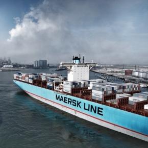 Maersk прогнозирует 25% падение морских грузоперевозок во 2 кв. 2020 г.