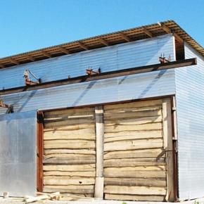 Перспективы производства сушильных камер для древесины в России