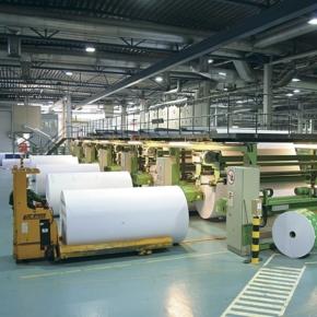 В 1 кв 2020 г. в России увеличилось производство целлюлозы и бумаги