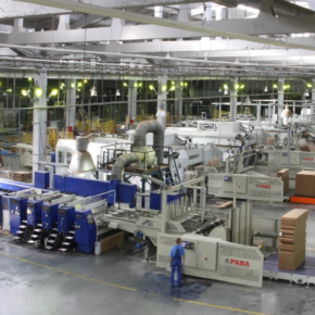 ГП «ПЦБК» увеличила объём производства в январе-мае 2020 г.