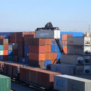 Монди СЛПК впервые экспортировал целлюлозу в Китай ж/д транспортом