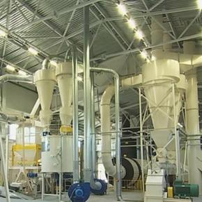 В ближайшие два года в лесхозах Беларуси будет построено еще 5-7 пеллетных заводов
