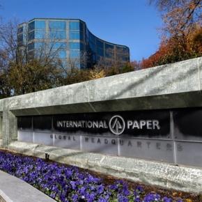 International Paper сообщает о снижении продаж во 2 кв. 2020 г.