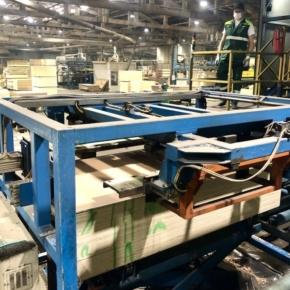 «Свеза» начала производство фанеры с крафтовым покрытием
