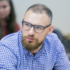 Вице-президент банка «Санкт-Петербург» Михаил Гаврилов стал мажоритарным совладельцем ПГ «Союз»