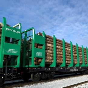 В январе-апреле 2020 г. Финляндия увеличила импорт древесины на 11%