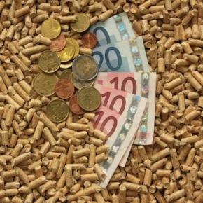 Цены на пеллеты в Германии продолжают своё снижение в июле 2020 г.